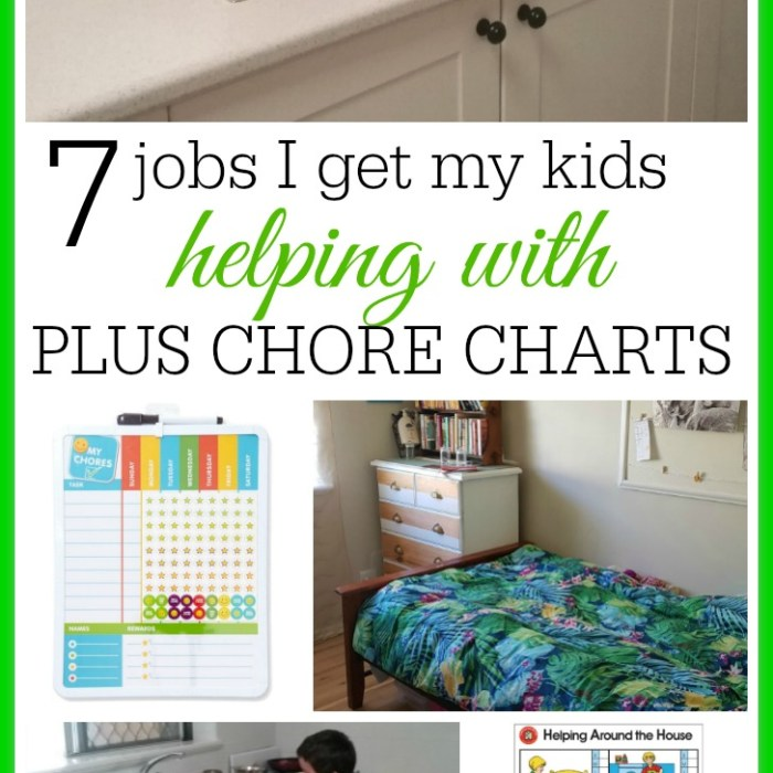 Chores For Kids: 7 Tasks I Get My Kids Helping With