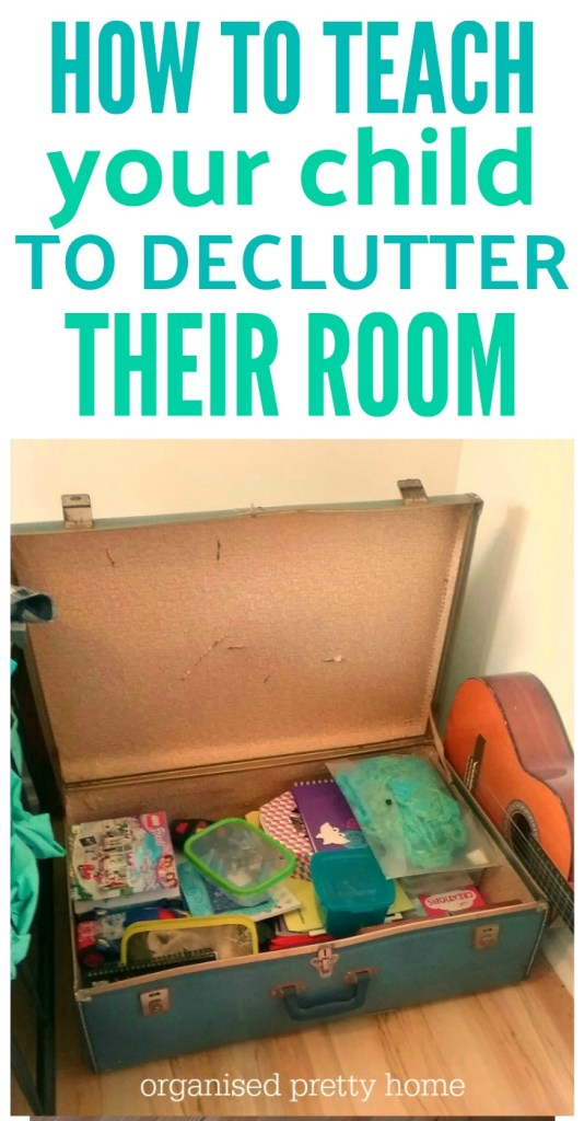 successfully declutter their room