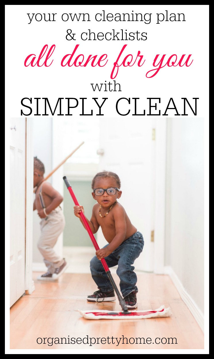 how to clean your house in 20 minutes a day