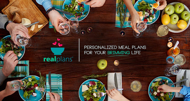 Dinner ideas with Real Plan