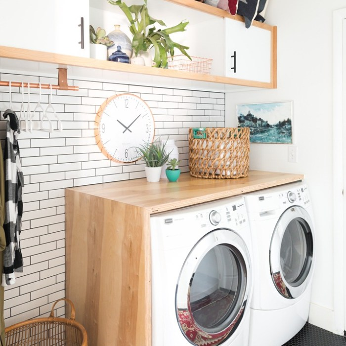 5 Brilliant Ideas For Designing A Laundry Room