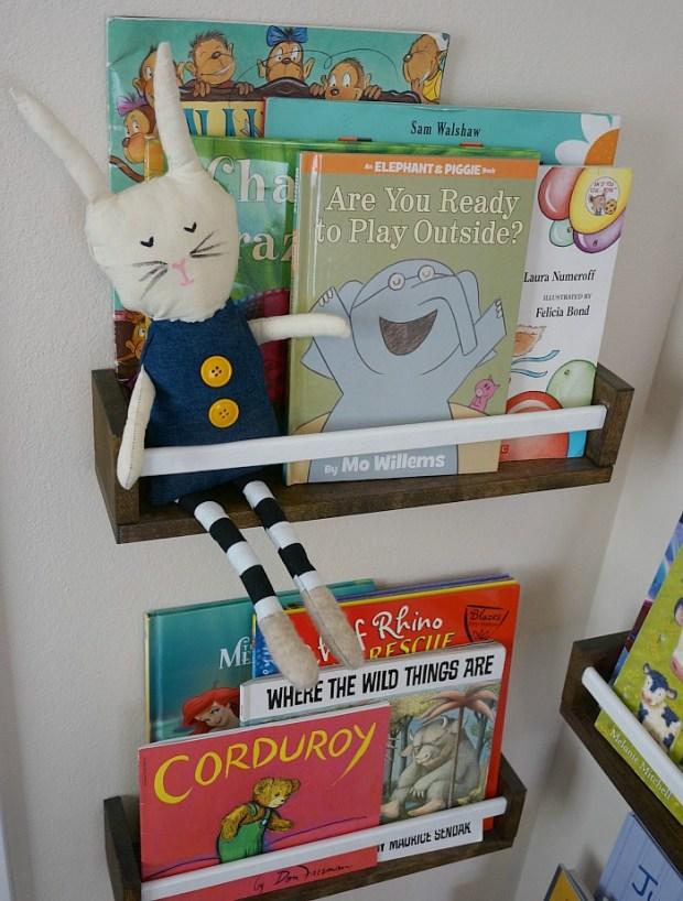 15 Ways to store books