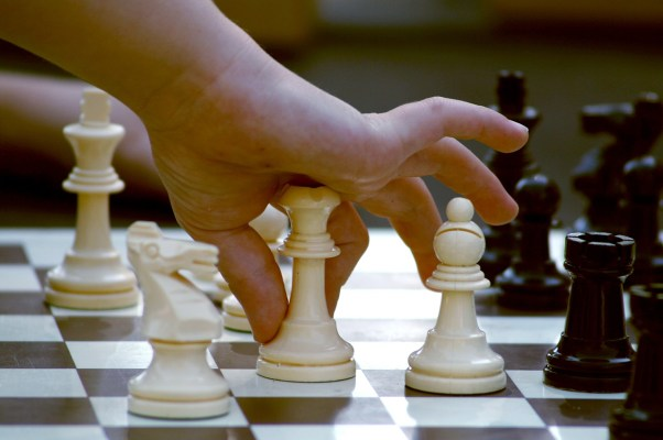 100 things to do in the holidays - play games like chess
