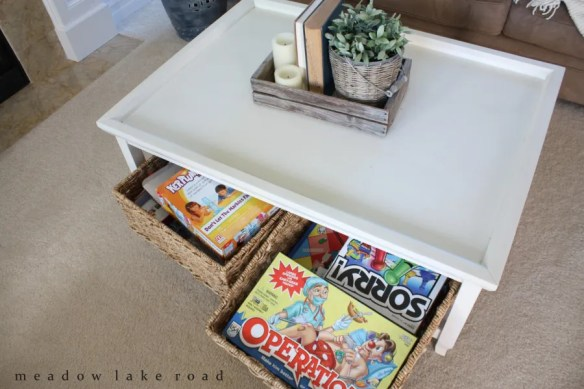 7 ways to hide kids' toys in the living rooms