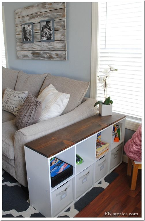 Living Room Toy Storage Ideas Organised Pretty Home