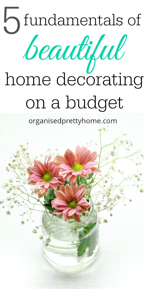 5 Tips For Beautiful Home Decorating On A Budget