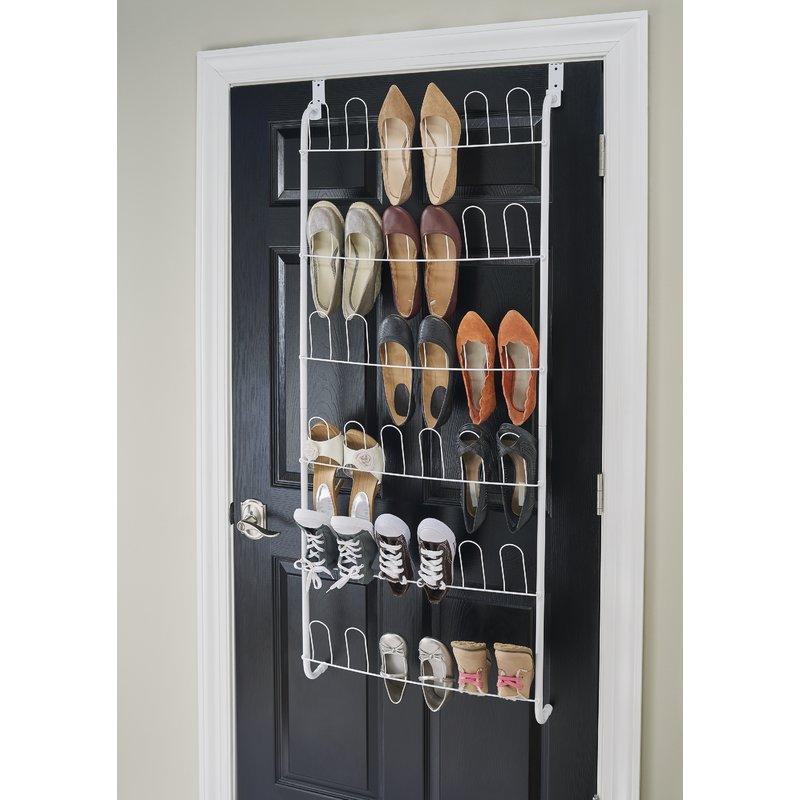 8040 over the door shoe rack