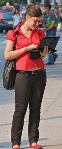 Cómo organizarte como una mujer trabajadora móvil.