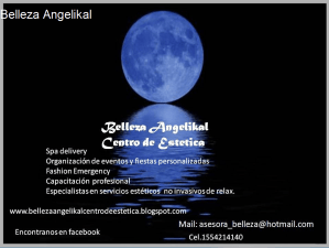 Gabriela Magliarella de Belleza Angelikal.