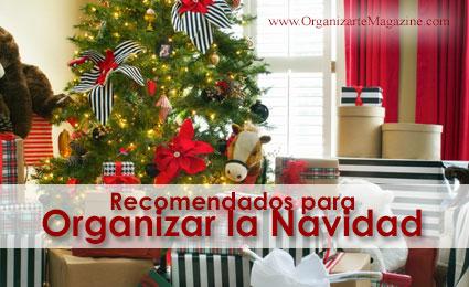 Navidad organizada: recomendados para organizar eventos navideños