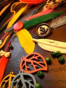 ¡Organiza tus artesanías y sigue creando! :)