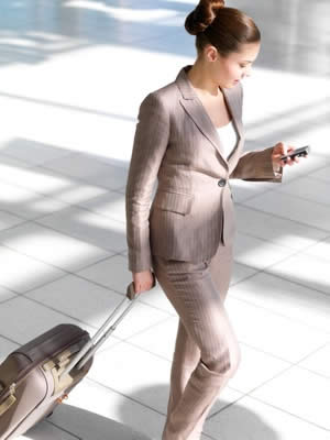 Cómo organizarte cuando viajas por negocios