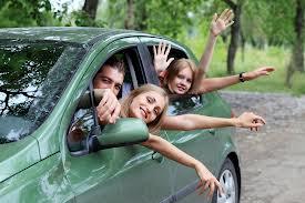 Planear vacaciones en auto