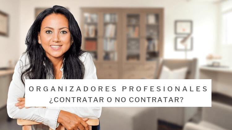 contratar organizador profesional