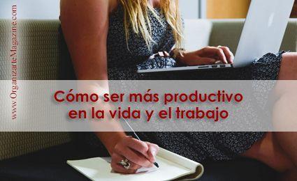 como-ser-mas-productiva