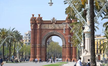 Lugares para salir a correr y hacer ejercicio en Barcelona