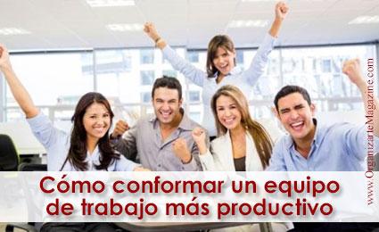 Equipos de trabajo más productivos