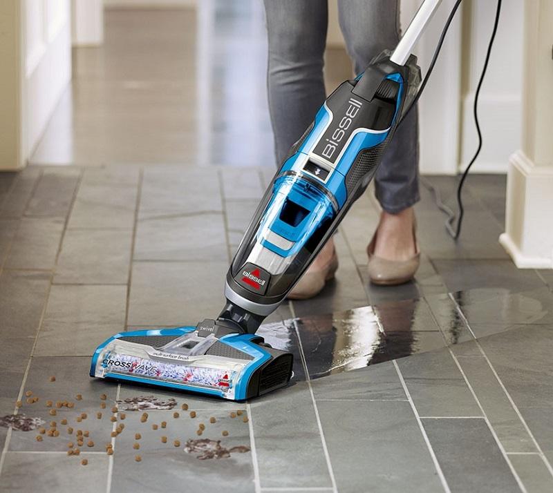 Bissell CrossWave casa limpieza organización hogar