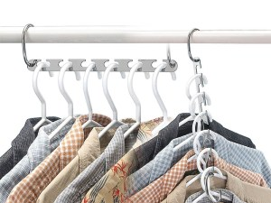 perchas para ropa organizar uniforme trajes pantalones organiza el hogar casa