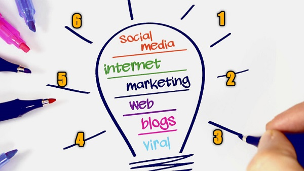 negocio online trabajo por internet work web social media marketing