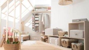 Como ordenar y economizar espacio en un apartamento pequeño de ciudad