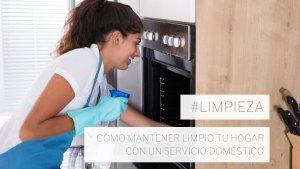 servicio doméstico como el que ofrece Grup MS