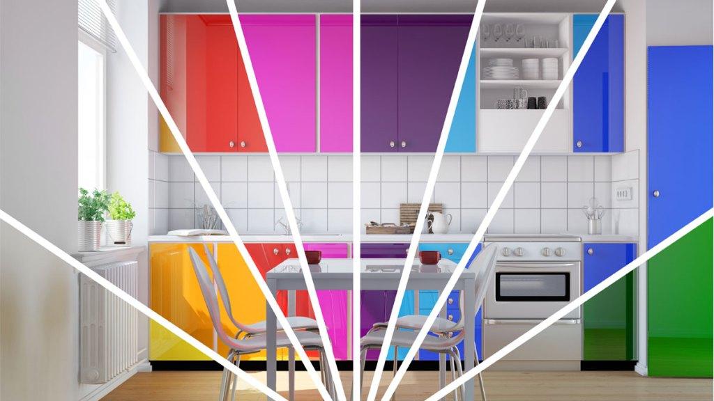Multipinturas: Pintar la Cocina