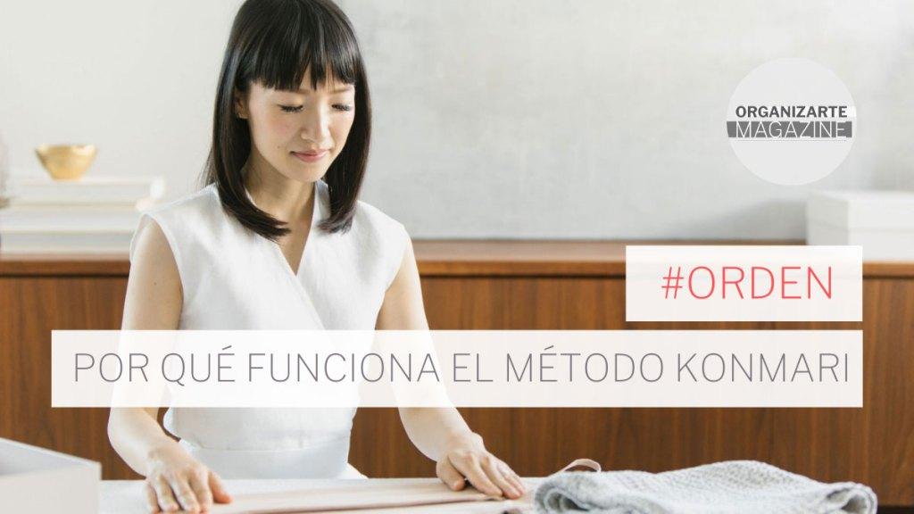 Método KonMari: por qué funciona el método de ordenar de Marie Kondo