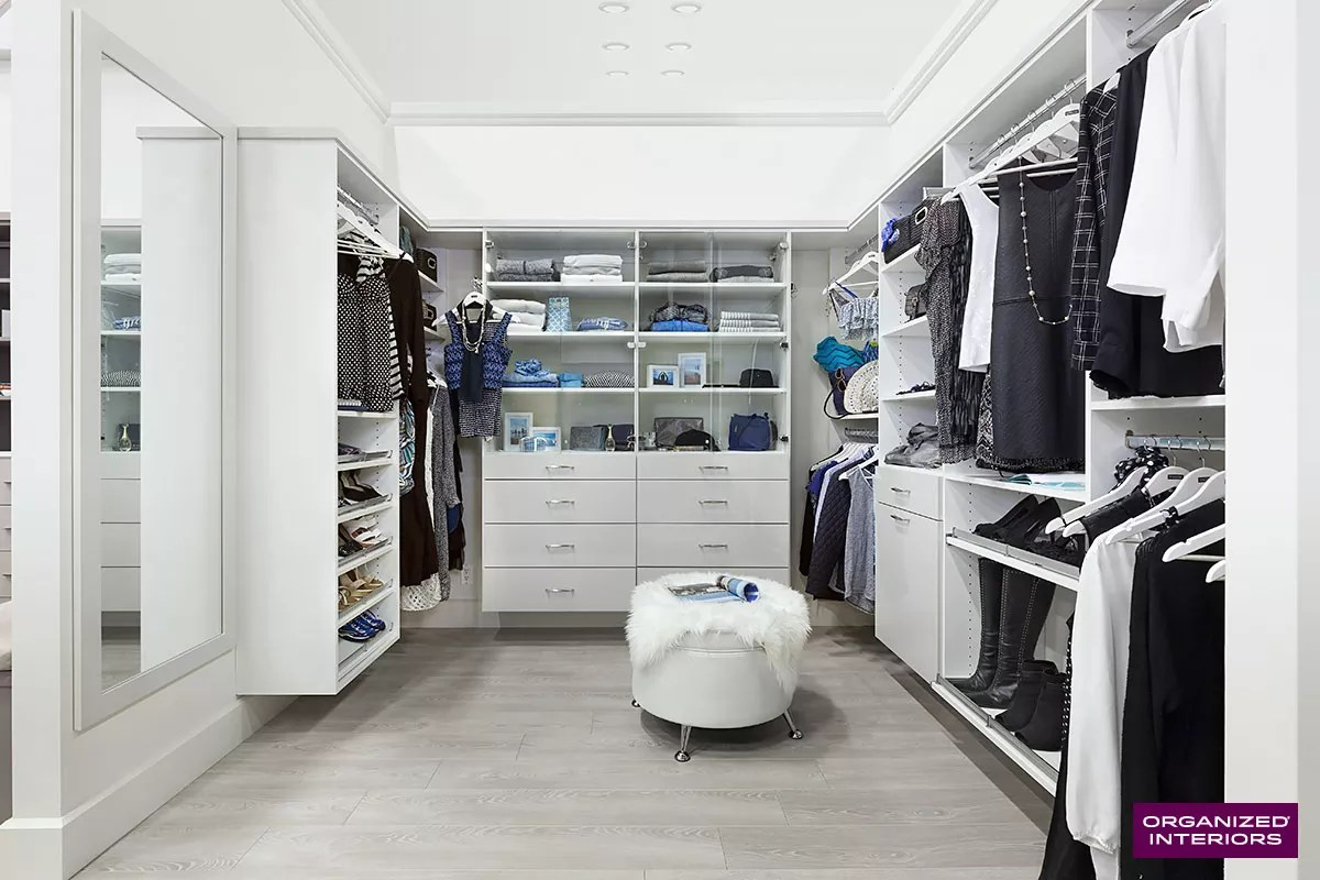 9 Walk In Closet Design Ideas All The Basics You Need To Know
