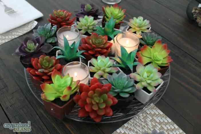 Cheap Spring decorating idea