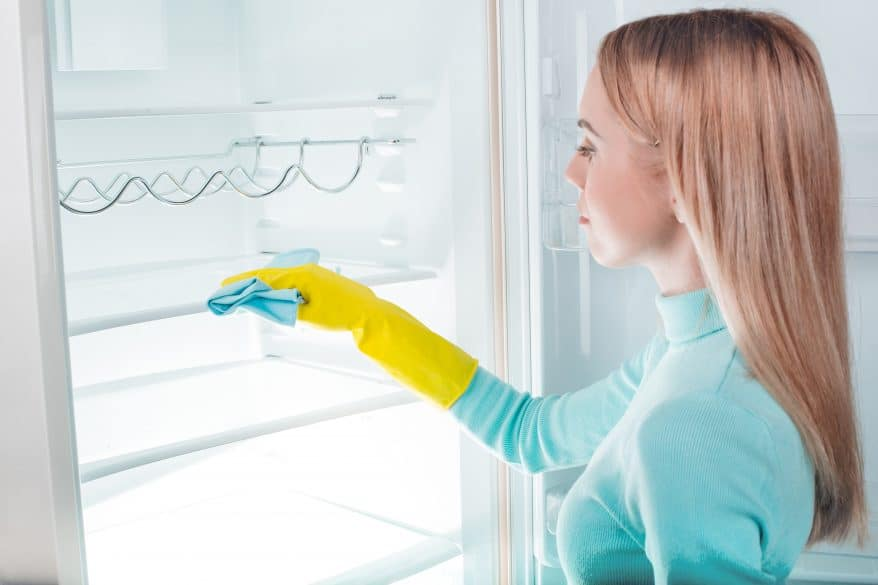 How To Clean Kitchen Appliances The Organized Mom