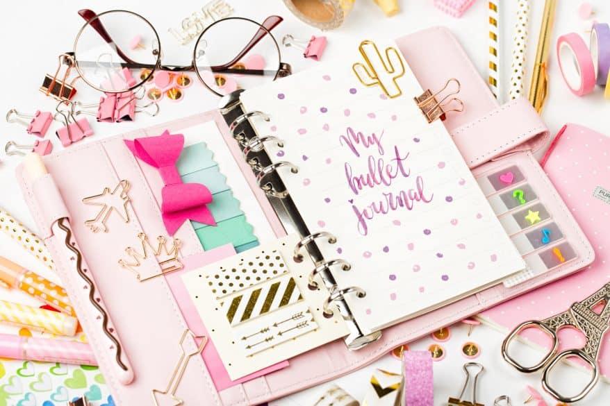Bullet Journal Ideas Self Improvement