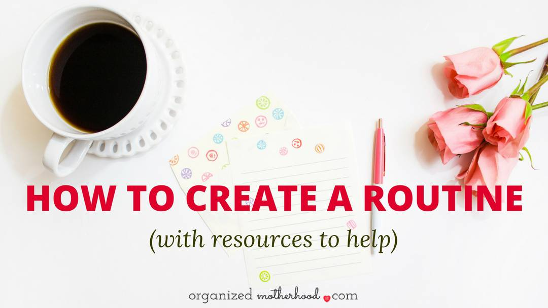 How to Create a Routine: What Programs Work and What Don't
