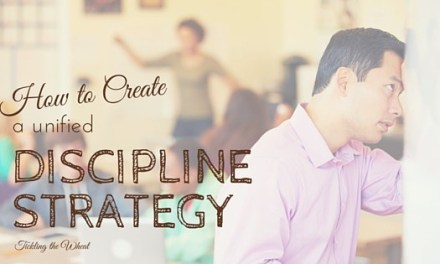 How to Create a Unified Discipline Strategy