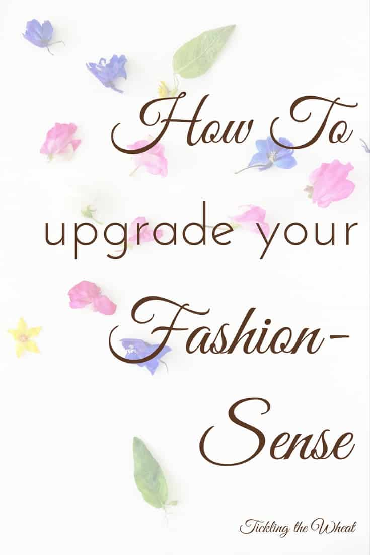 Having more style might involve more than wishing the fashion fairy dust will fall on you, but it doesn't have to be complicated.