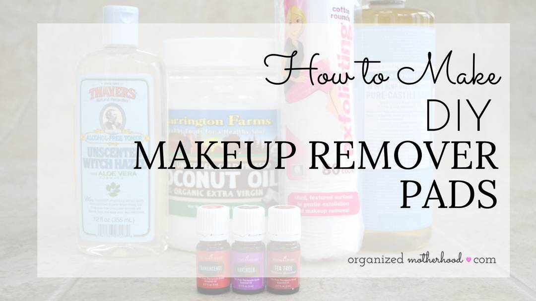 The Most Effective DIY Makeup Remover