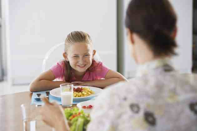 Practice gratitude, even when family dinner isn't what you expected