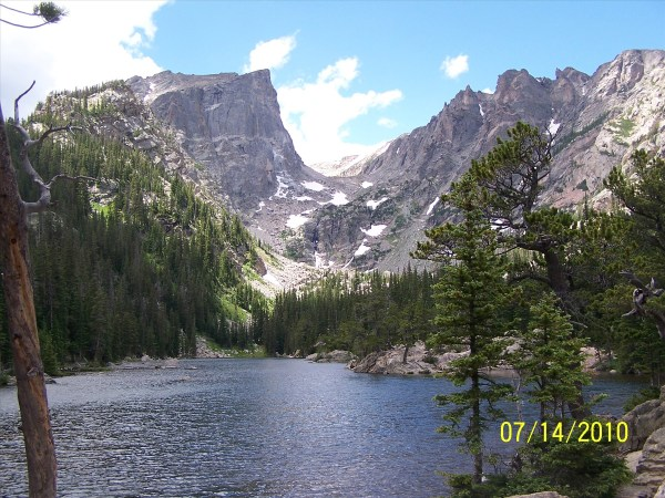 Estes Park - Rocky Mountains