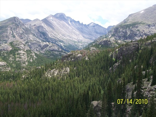 Estes Park - Rocky Mountain National Park