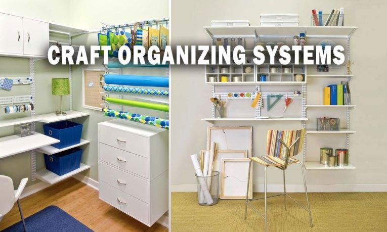 Craft Organizing Systems