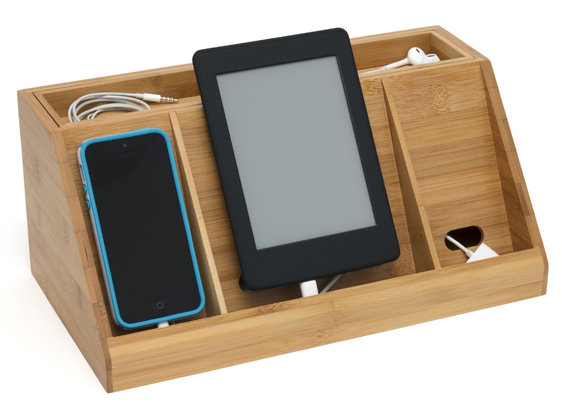 Bamboo Charging Station In Charging Stations
