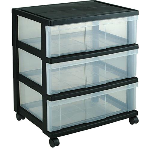 Suncast Stackable Storage