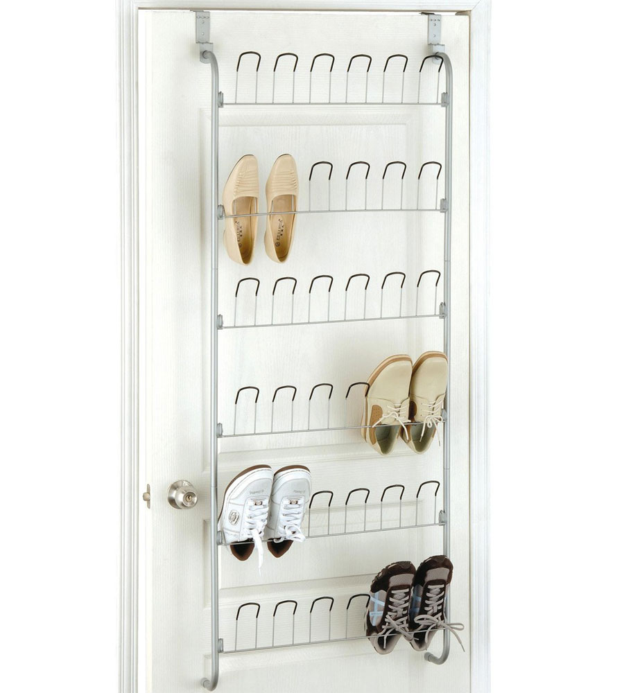 wire shoe rack for closet