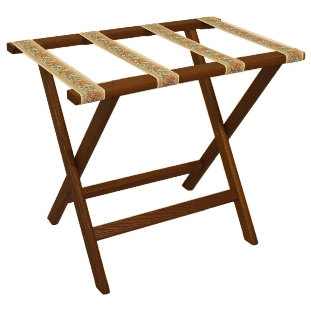folding luggage rack tapestry in