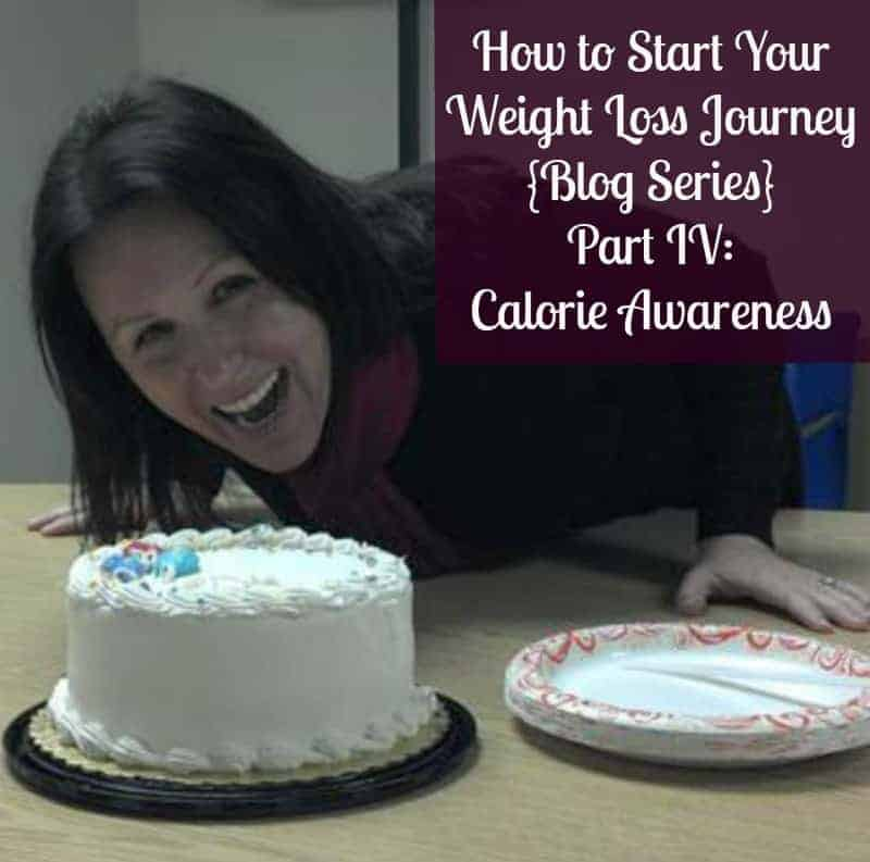 How To Start The Weight Loss Journey Series Part 4 Calorie Awareness Organize Yourself Skinny