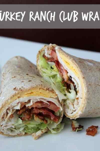 Turkey Ranch Club Wrap