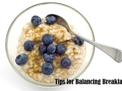 Balancing Breakfast {Guest Post}
