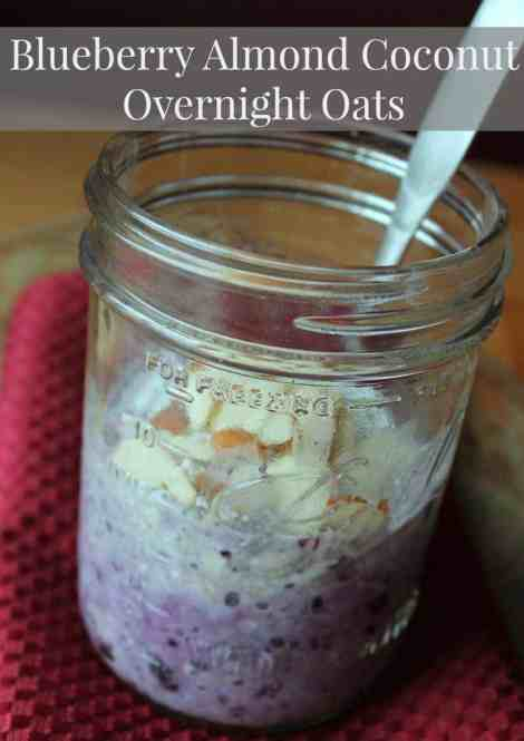 Overnight Oatmeal Tutorial + 20 Delicious Overnight Oats ...