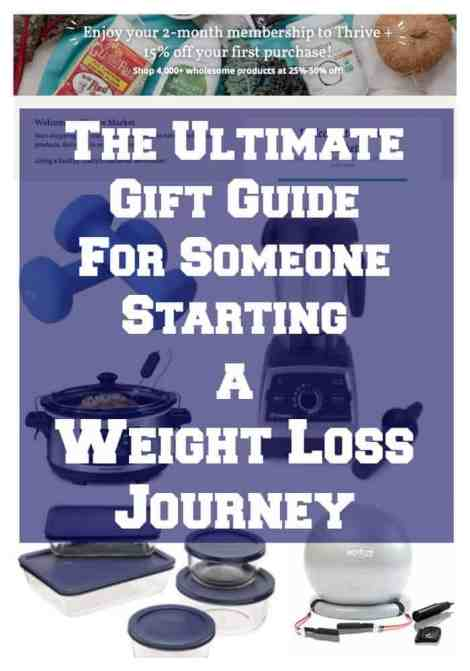 The Ultimate Gift Guide For Someone Starting a Weight Loss Journey