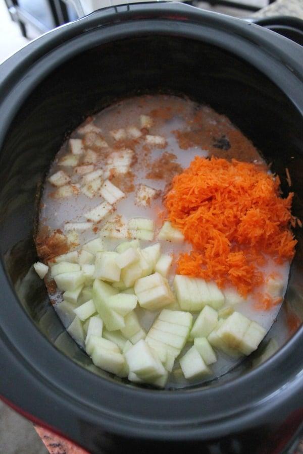 morning glory steel cut oats 2